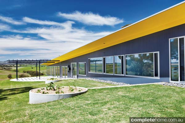 Grand designs australia a word or two for Grand home designs