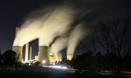 Australia moves closer to repealing carbon tax