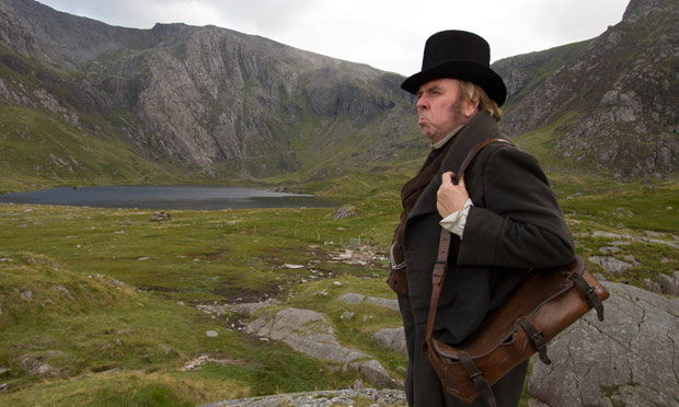 Timothy Spall in Mr Turner
