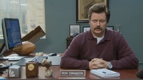 ron-swanson-bacon-shortage